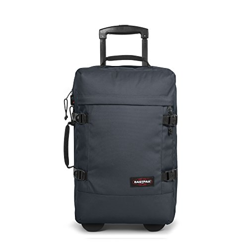 Eastpak Authentic Collection Tranverz S Double-Deck 2-Rollen Reisetasche 50 cm shuffled daisy Midnight