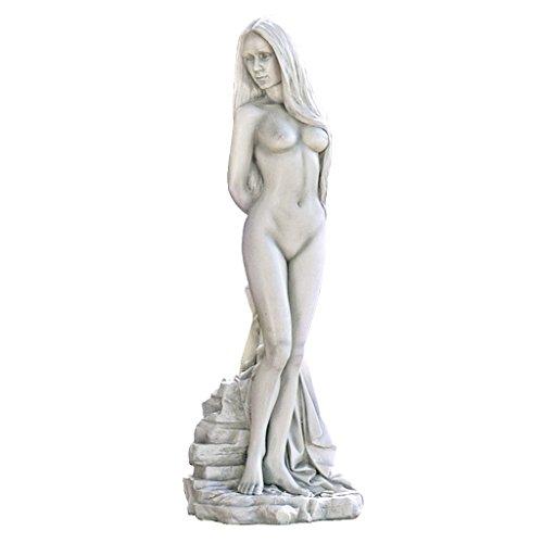 Design Toscano Venus von Pietrasanta Statue, 25,5 x 28 x 81,5 cm - Pan Statue