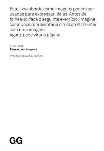 Pensar com imagens (Portuguese Edition)
