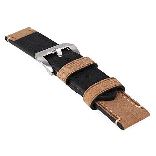 bqlzr-marrone-22-mm-vintage-da-uomo-in-vera-pelle-di-ricambio-cinturino-per-orologio-fibbia-in-accia