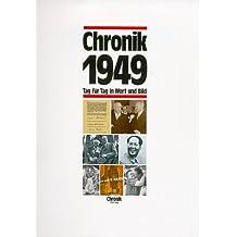 Chronik, Chronik 1949