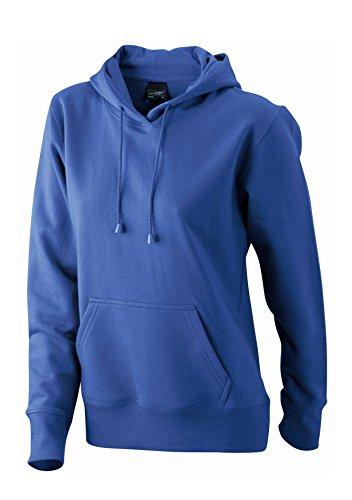 Sweat-shirt femme à capuche Ladies' Hooded Sweat Taille S à XXL Royal