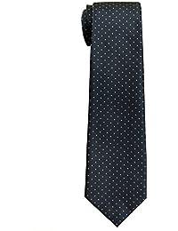 Retreez Pin puntos tejido microfibra Boy 's Tie–8–10años–varios colores