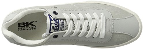 British Knights Solar, Sneakers Basses Homme Grau (lt grey/royal blue)
