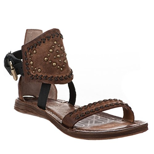 Nu pieds femme - AS 98 - Marron - 534022 - Millim Marron
