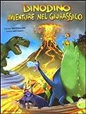 Cinque amici contro T-Rex-La pioggia di pietre bollenti. Dinodino. Avventure nel giurassico. Ediz. illustrata