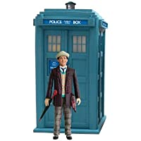 Dr Who Exclusive - Classic 7th Doctor & Tardis