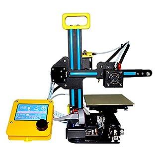 3D Drucker Kit Selbstbauen LCD Display ABS PLA Filament Acryl Stampante 3D Drucker DIY 3D Printer Kit Druckgröße 130 * 150 * 100Mm