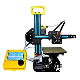 3D Drucker Kit Selbstbauen LCD Display ABS PLA Filament Acryl Stampante 3D Drucker DIY 3D Printer Kit Druckgröße 130 * 150 * 100Mm