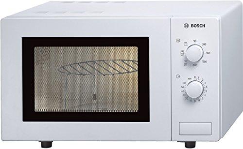 Bosch HMT72G420 Serie 4 Mikrowelle / 17 L / 800 W / weiß