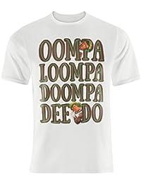 Mens The Oompa Loompa Song T-shirt
