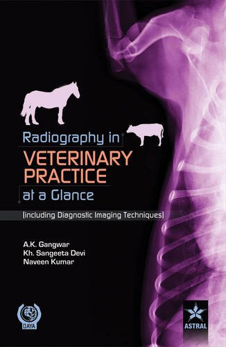 Radiography in Veterinary Practice at a Glance (Including Diagnostic Imaging Techniques ) por Dr. A. K.  & Dr. Khangembam & K Gangwar