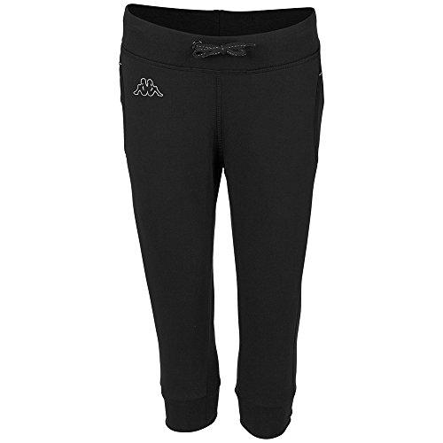 Kappa Damen Hose Pippa 3/4 Pants, 005 Black, L, 303167 Preisvergleich