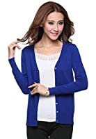 Mooncolour Womens New Arrival 24 Colors Knit Outwear Autumn Cardigan Swearter