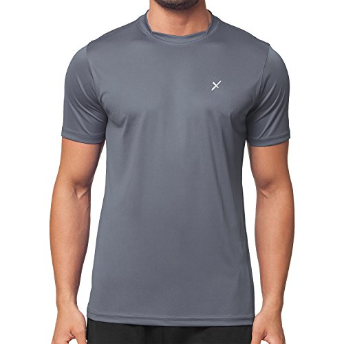 CFLEX Men Sportswear Collection Quickdry Shirt & Hemd - grau M