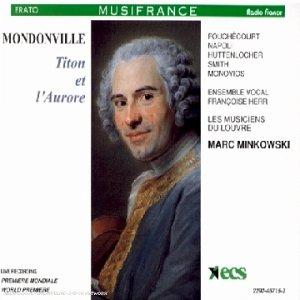 Mondonville : Titon et l'Aurore