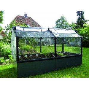 GrowCamp Grow Camp - Extension carré Potager 50-120 x 120 x 150 cm.