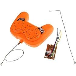 Gazechimp Mando a Distancia Receptor Teledirigido de Transmisor para RC Juguete Ride-On Regalo para Niño
