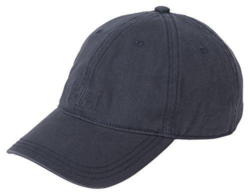 buy popular 9e468 835b8 Helly Hansen Herren Logo Cap Kappen 994 Graphite Blue STD