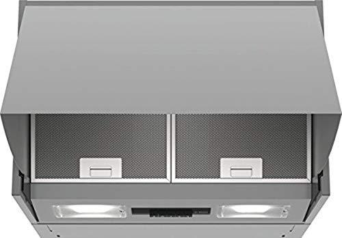 Bosch DEM63AC00 Dunstabzugshaube / Zwischenbauhaube / 59,9 cm / Drucktastenschalter