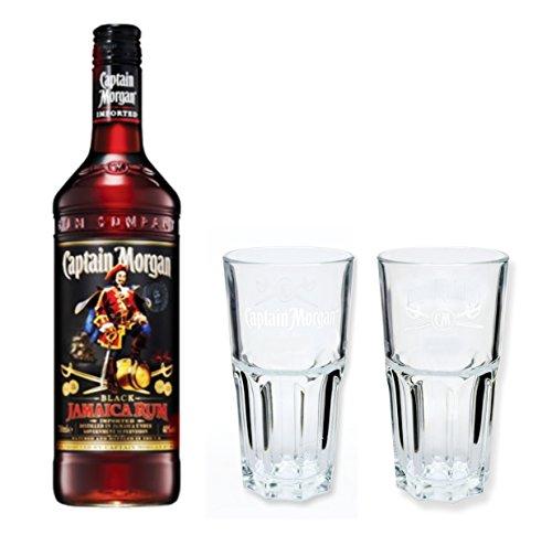 captain-morgan-black-label-rum-40-07l-set-2-longdrinkglaser