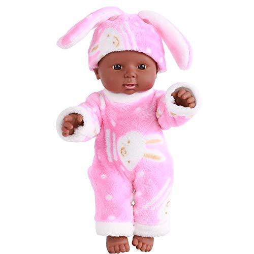 Oliviavan-Puppe Mädchen Spielzeug Dolls Toys Lifelike Kindheit-Partner-Puppe Plastische Simulation Babypuppe/Weich Silikon Vinyl 30cm