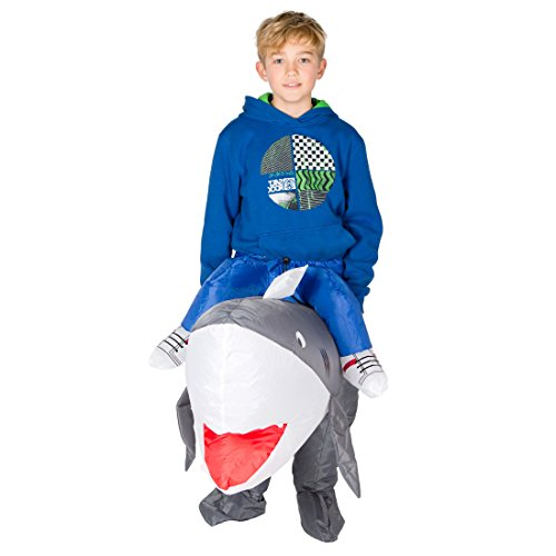 Imagen de hinchable infantil disfraz tiburon  alternativa