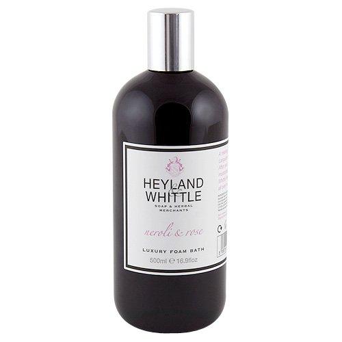 Heyland&Whittle Badeschaum Neroli und Rose 500 ml -