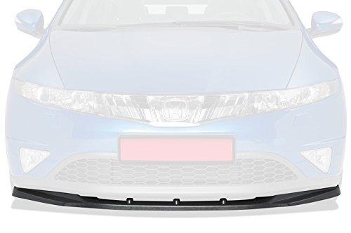 CSR-Automotive Cupspoilerlippe Spoilerschwert mit ABE CSL080 (Honda Civic 2005-stoßstange)