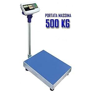 Balance électronique numérique 500 kg mws906