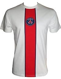 T-shirt PSG - Collection officielle PARIS SAINT GERMAIN - Football club Ligue 1 - Taille adulte homme