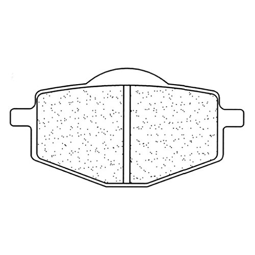 cl-brakes-2284s4-juego-de-pastillas-moto-sinterizadas-gilera-hero-honda-linhai-malaguti-mbk-sachs-ya