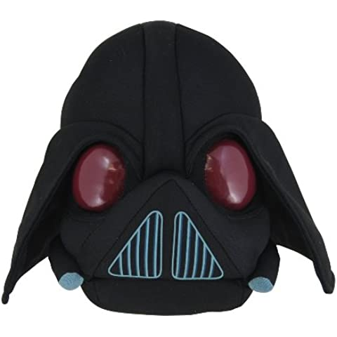 ANGRY BIRDS PELUCHE STAR WARS VERSION DARTH VADER CALIDAD SUPER SOFT 15CM - ROVIO ANGRY BIRDS STAR WARS