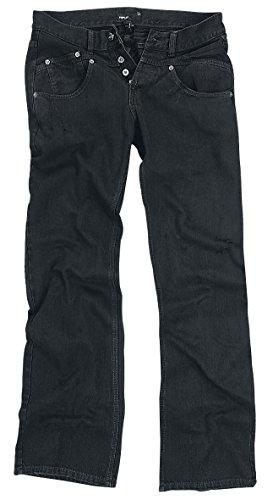 Forplay Stan Jeans nero W42L34