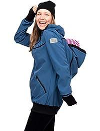 Amazon.it  Giacca - Abbigliamento premaman   Donna  Abbigliamento 663d129b406