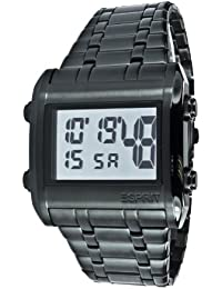 Esprit Damen-Armbanduhr Analog Quarz Edelstahl ES102341004
