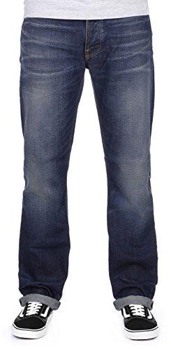 Nudie Loose Leif Jeans dark arts