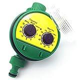 SODIAL 1 Stücke Elektronische Intelligenz Garten Bew?sserungs System Zeitmesser Steuerung Wasser Programm Verbindung G3 / 4 Gewinde Wasserhahn