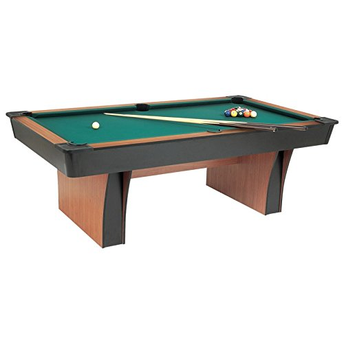 ALEXANDRA 8 Tavolo Biliardo gioco dimensioni 220x110 cm, Garlando, TABLE, POOL - Pool Spa Design