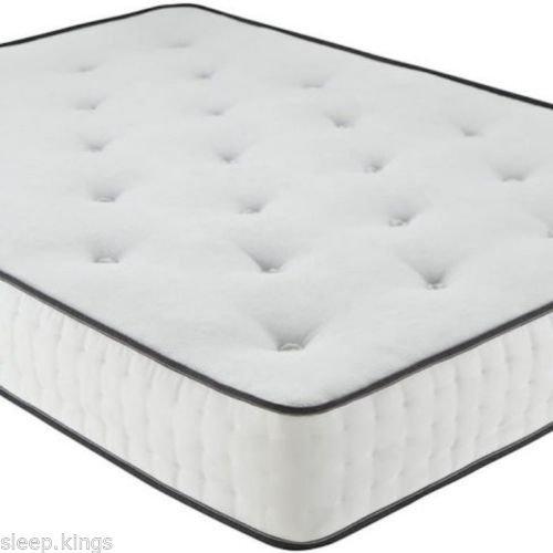 Pocket-memory-foam-matratze (sleepkings 3000Pocket Spring Memory Foam Matratze Royal 4FT6Doppelbett)