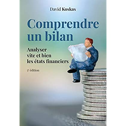 Comprendre un bilan 5e édition : Analyser vite et bien les états financiers