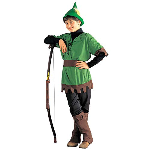 Robin Kostüm Zubehör - WIDMANN Kinderkostüm König der Diebe