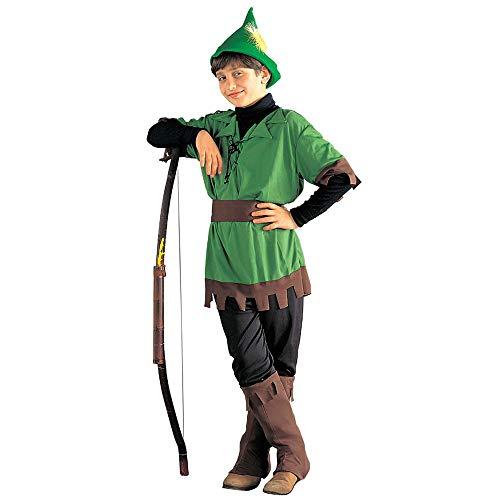 Widmann 38367 Kinderkostüm König der Diebe, Mehrfarbig, 140 (Robin Hood Kid Kostüm)