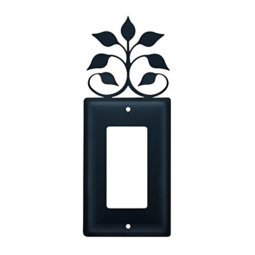 Leaf Wall Plate (Leaf Fan - Single GFI Cover)