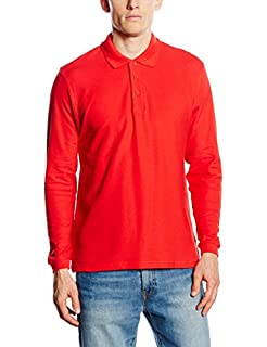 Fruit of the Loom SS037M, Polo Homme, Rouge (Red), XX-Large (B005E7PANG) | Amazon Products