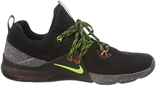 Nike Zoom Train Command, Scarpe Running Uomo Nero (Black/volt/dark Grey/black)