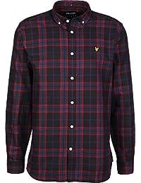 10c5b9ec3cb9 Lyle   Scott - L S Check Flannel Shirt