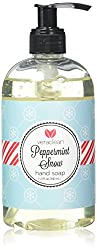 VeraClean Peppermint Snow Hand Soap