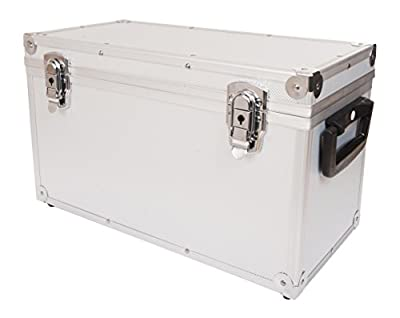 Pro Box 44943 45 Large Pro Record Box - Silver
