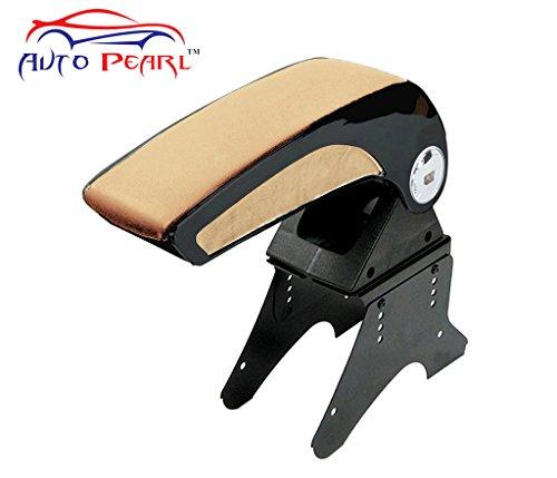 auto pearl- universal big car armrest centre console hand rest - beige chrome - hyundai eon Auto Pearl- Universal Big Car Armrest Centre Console Hand Rest – Beige Chrome – Hyundai Eon 41KExC2eGSL